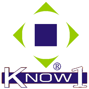 Know1 company logo